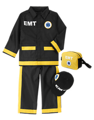 Junior EMT Outfit by Gymboree