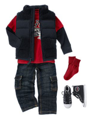 Ace Pilot Outfit by Gymboree