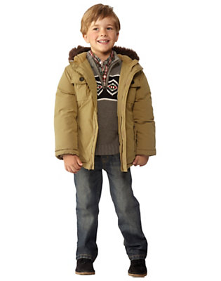 Boy's Fair Isle Fun Outfit by Gymboree