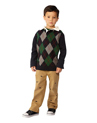 Boy's Aviator Prep Outfit by Gymboree