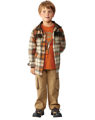 Northern Cabin Outfit by Gymboree