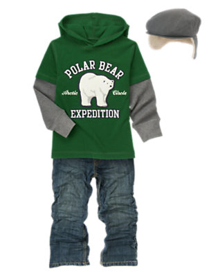 Boy's Arctic Expedition Outfit by Gymboree