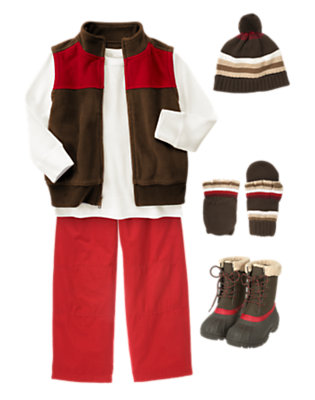 Alpine Hero Outfit by Gymboree