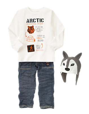Awesome Arctic Outfit by Gymboree