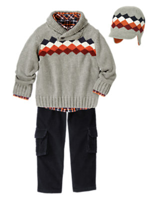 Boy's Getting Warmer Outfit by Gymboree
