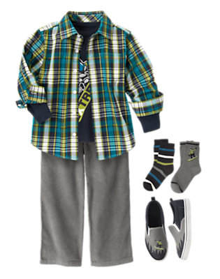 Extreme Snowboarder Outfit by Gymboree