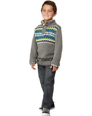 Boy's Ski Lodge Outfit by Gymboree