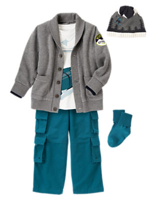Bobsled Racer Outfit by Gymboree