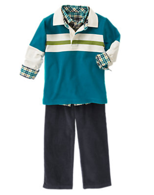 Boy's Snow Day Outfit by Gymboree