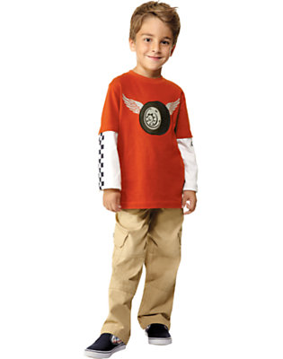 Champion Racer Outfit by Gymboree