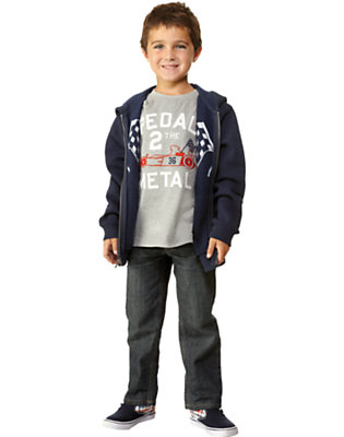 Boy's Pedal 2 The Metal Outfit by Gymboree