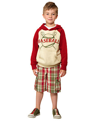Boy's Baseball Camp Outfit by Gymboree