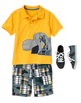 Boy's Just Dig It! Outfit by Gymboree