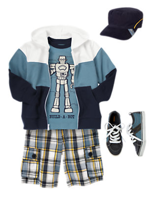 Build-A-Bot Outfit by Gymboree
