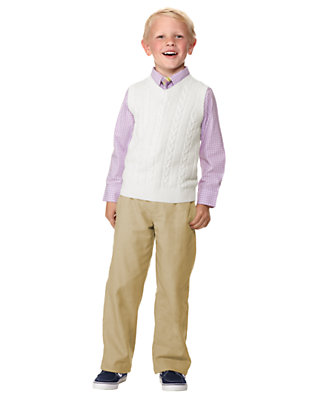 Boy's Dapper Style Outfit by Gymboree