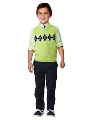 Boy's Snappy Dresser Outfit by Gymboree