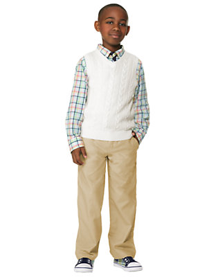 Classic Handsome Outfit by Gymboree
