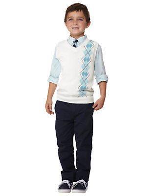 Boy's Family Celebration Outfit by Gymboree