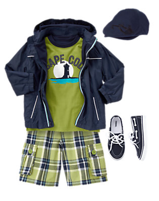 Lighthouse Days Outfit by Gymboree
