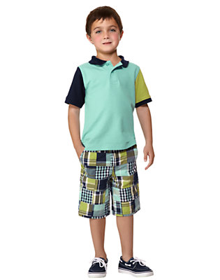 Flight School Outfit by Gymboree