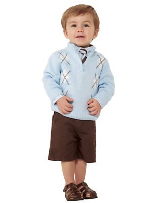 Handsome Tyke Outfit by Gymboree