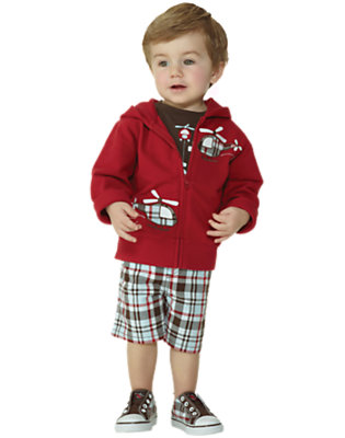 To The Rescue Outfit by Gymboree