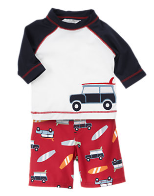 Surfer Baby Outfit by Gymboree