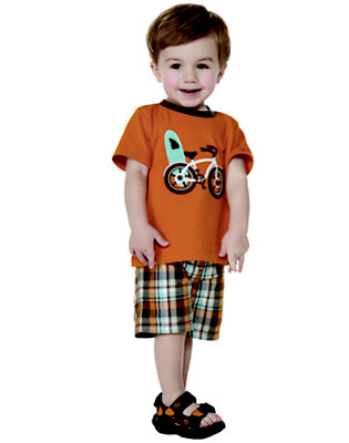 Toddler Boy's Just Beachy Outfit by Gymboree