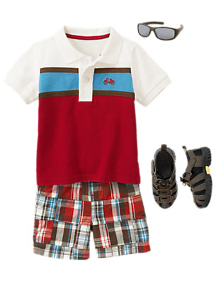 Junior Prep Outfit by Gymboree