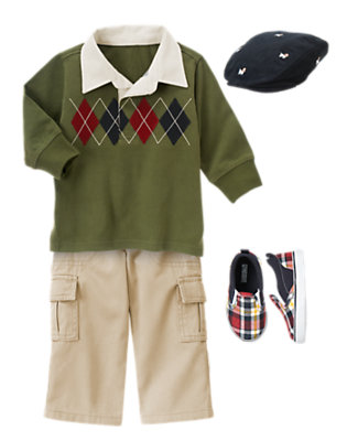 Field Trip Fun Outfit by Gymboree