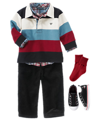 Preppy Pal Outfit by Gymboree