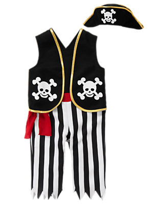 Ahoy Pirate Outfit by Gymboree