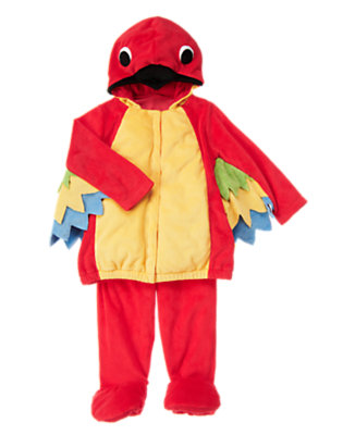 Baby Parrot Outfit by Gymboree