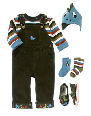 Toddler Boy's Stompin' Style Outfit by Gymboree