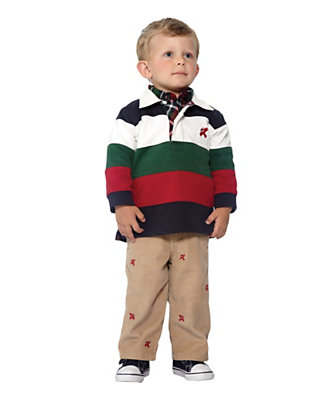 Toddler Boy's Pilot Preppy Outfit by Gymboree