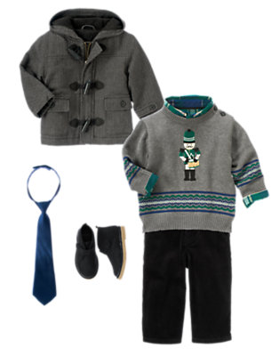 Toddler Boy's Nutcracker Classic Outfit by Gymboree