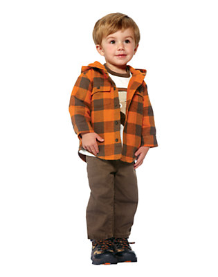 Grizzly Mountain Outfit by Gymboree