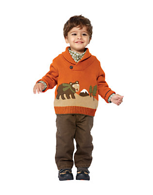Toddler Boy's Cabin Cozy Outfit by Gymboree