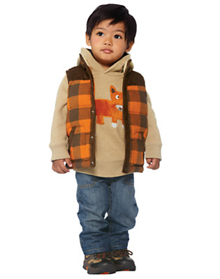 Little Mister Fox Outfit by Gymboree