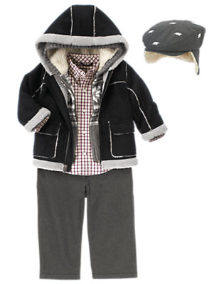 Toddler Boy's Arctic Trek Outfit by Gymboree