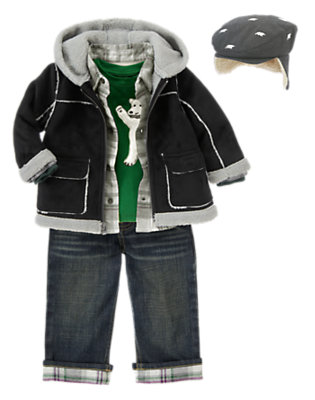 Toddler Boy's Snow Games Outfit by Gymboree