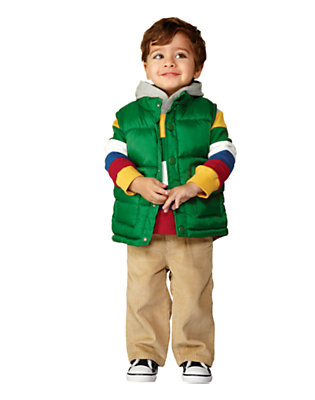 Toddler Boy's All Aboard! Outfit by Gymboree