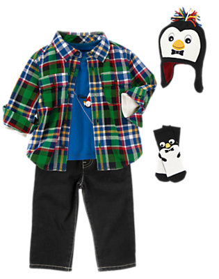 Penguin Buddies Outfit by Gymboree
