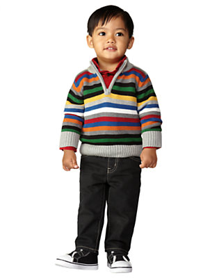 Toddler Boy's North Pole Fun Outfit by Gymboree