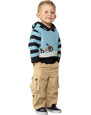 Toddler Boy's Little Speedster Outfit by Gymboree