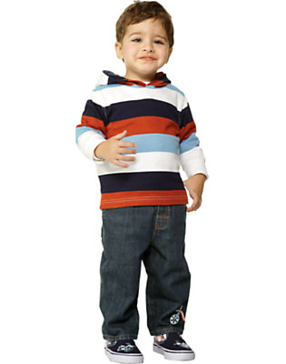 Toddler Boy's On A Roll Outfit by Gymboree