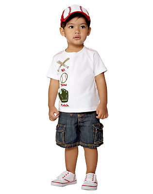 Junior All-Star Outfit by Gymboree