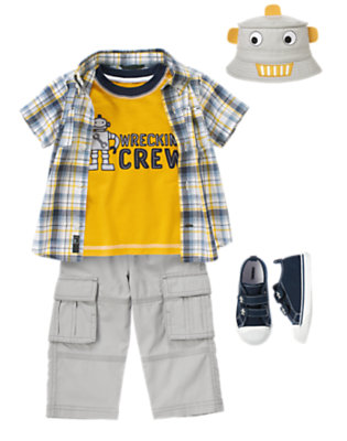 Wrecking Crew Outfit by Gymboree
