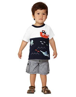 Ocean Explorer Outfit by Gymboree