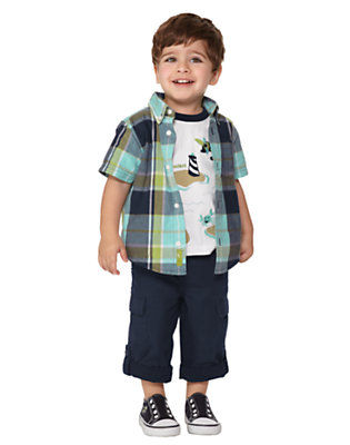 Toddler Boy's High Flier Outfit by Gymboree